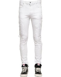 RtA 16cm Skinny Distressed Denim Jeans