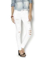 Sneak Peek Ripped Skinny Jeans