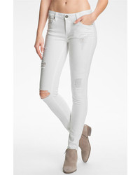 Paige Verdugo Destroyed Ultra Skinny Jeans