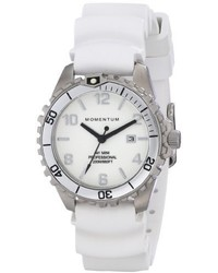 White Rubber Watch