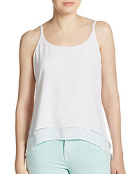 Dex layered scoopneck tank top medium 239742