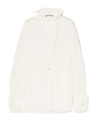 Gucci Med Cotton Poplin Shirt