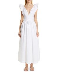 9de79887a0937 White Linen Dresses for Women   Women's Fashion   Lookastic.com