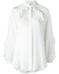 3.1 Phillip Lim Ruffled Oversize Blouse