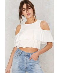 Factory Rory Ruffle Top