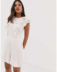 Vila Ruffle Playsuit