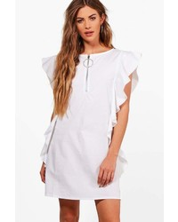 3a427ce979 Women's Shift Dresses by Boohoo | Women's Fashion | Lookastic.com