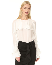 Mia ruffle blouse medium 1328758
