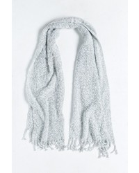 Brushed Boucle Woven Scarf