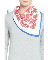 Collection XIIX Electoral Elephant Square Scarf