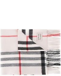 House check scarf medium 691065