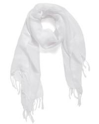 Linen blend scarf medium 3666088
