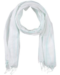 Pinko Grey Oblong Scarves