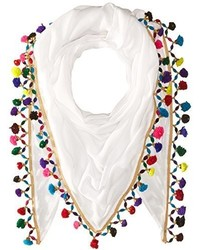 Betsey Johnson Spring Fling Triangle Scarf