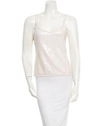Chanel Sequin Top