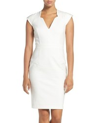 Lolo stretch sheath dress medium 976936