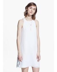 Mango Outlet Sleeveless Dress