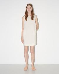 Raquel Allegra Sleeveless Shift Dress