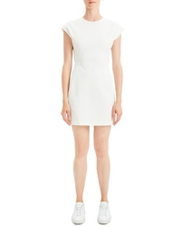 Theory Structured Fitted Dress