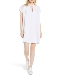 Kenneth Cole New York V Neck Shift Dress