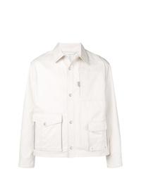 Lanvin Double Pocket Shirt Jacket