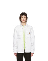 Carhartt Work In Progress White Great Master Shirt