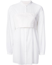 3.1 Phillip Lim Band Detail Shirt