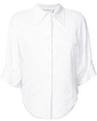 Chloé Broderie Anglaise Shirt