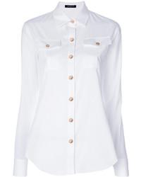 Balmain Classic Fitted Shirt