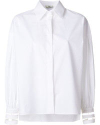 Fendi Classic Fitted Shirt