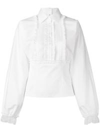 Dolce & Gabbana Frill Detail Shirt