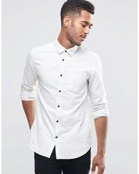 Jack and Jones Jack Jones Shirt With Contrast Buttons