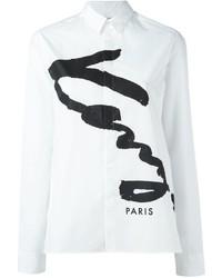 Kenzo Signature Shirt