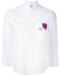 Dsquared2 Logo Patch Shirt