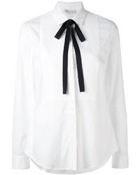 RED Valentino Neck Tie Shirt