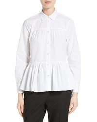 Kate Spade New York Poplin Swing Shirt