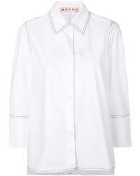 Marni Stitch Detail Shirt