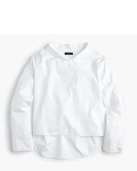 J.Crew Tall Funnelneck Shirt