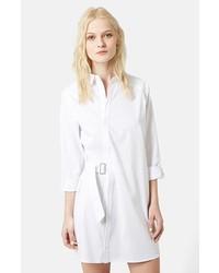 Topshop Boutique Belted Shirtdress