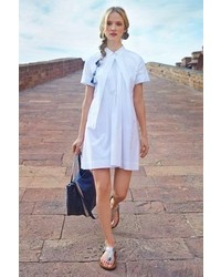Isabella Collection Isabella Sinclair Button Pleat Shirtdress
