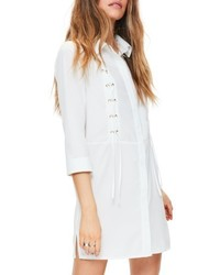 Lace up shirtdress medium 5361237