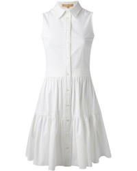 Michael Kors Michl Kors Sleeveless Shirt Dress