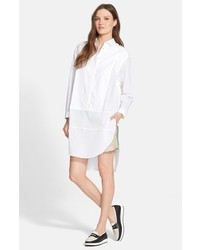 Rag and Bone Rag Bone Axis Oversized Cotton Shirtdress