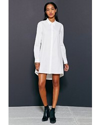 Silence & Noise Silence Noise Exploded Back Shirt Dress