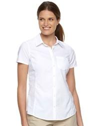 Columbia Amberley Stream Solid Shirt