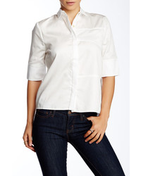 Townsen Augustina Short Sleeve Blouse