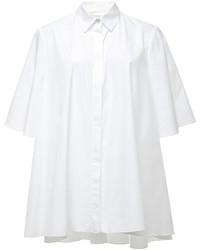 Giambattista Valli Cotton Poplin Wheel Shirt