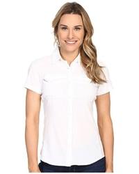 Columbia Lo Drag Short Sleeve Shirt Short Sleeve Button Up