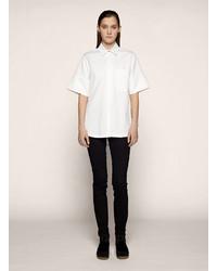 Proenza Schouler Short Sleeve Boxy Shirt