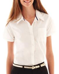 Arizona Short Sleeve Button Front Uniform Shirt
